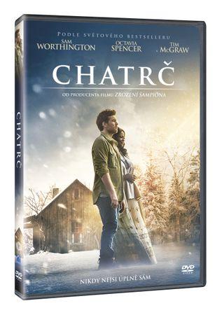 Chatrč   - DVD