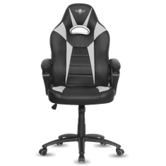 Spirit of Gamer gaming stol Fighter, črn/bel