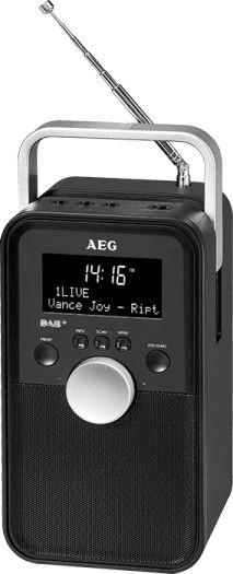AEG DR 4149, černá