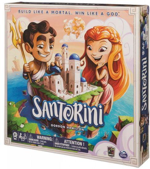 Spin Master strateška igra Santorini