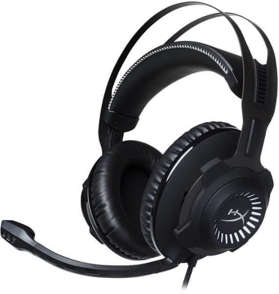 Kingston HyperX Cloud Revolver Gaming Headset (HX-HSCR-GM)