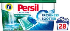 Persil gel kapsule Duo-Caps Emerald Waterfall, 28 kosov