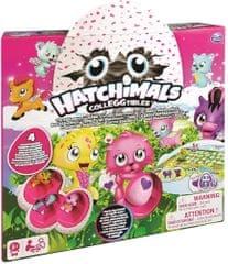 Spin Master Hatchimals Dobrodružná hra se 4 exkluzivními zvířátky
