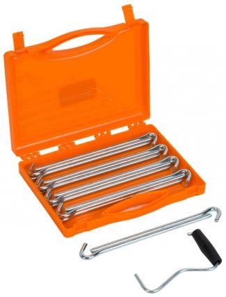 Vango Anchor Steel Peg Set szeg-készlet