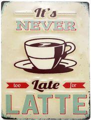 "Sifcon Tabulka ""Never Latte"""