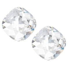 Preciosa Náušnice Ella s čirým krystalem 7241 00