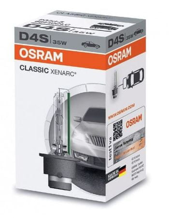 Osram ksenonska žarnica XENARC - 35W D4S Classic
