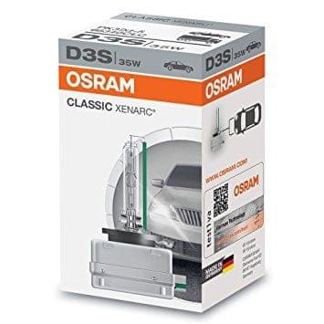 Osram ksenonska žarnica XENARC - 35W D3S Classic