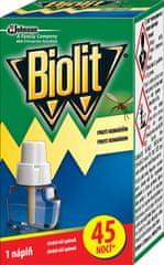 Biolit tekutá náplň do elektrického odpařovače 45 nocí