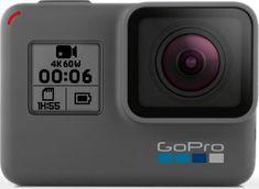 GoPro HERO6 Black (CHDHX-601-EU)