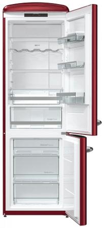 Gorenje ONRK193R Szabadonálló kombinált hűtő, A+++
