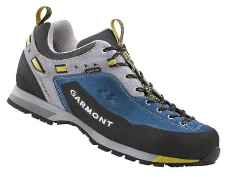Garmont moški čevlji Dragontail Lt GTX Night Blue/Light Grey, 8,5, modri/sivi, 42,5