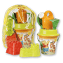 3 - Androni zestaw zabawek do piasku Miś i Przyjaciele