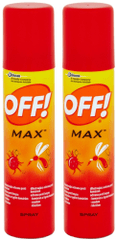 OFF! Max Spray 2x 100 ml