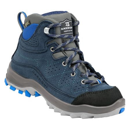 Garmont mladinski pohodniški čevlji Escape Tour GTX Jr Blue, modri, 36