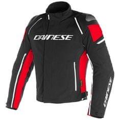 Dainese pánska šport moto bunda  RACING 3 D-DRY čierna/červená
