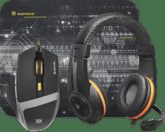 Defender Gaming set Warhead MPH-1600 - Odprta embalaža