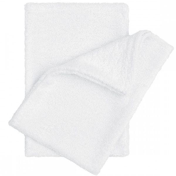 T-tomi Bambusové žínky rukavice, Bílá