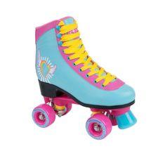 Hudora kotalke Disco Skate Wonders, roza/modre