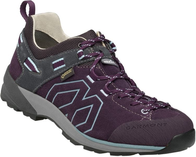 Garmont Santiago Low GTX W Dark Purple Light Blue 5 (38 EU) eaf42e85a2