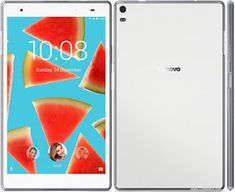 Lenovo TAB4 8 Plus, 4GB+64GB, LTE, bílý (ZA2F0078CZ)