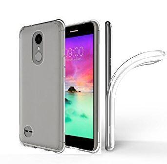 Ultra tanek silikonski ovitek za LG K10 2017, prozoren