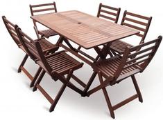 V-Garden  VeGA Kerti bútor szett 1+3 outlet