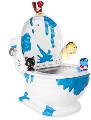 Spin Master Flush Force sběratelský záchod se zvuky