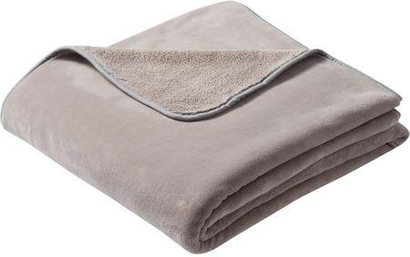 Biederlack odeja Pure Soft, 220 x 240 cm, bež
