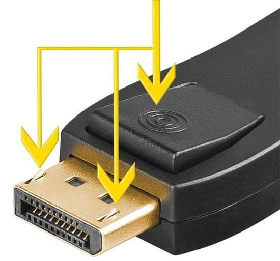 Goobay adapter DisplayPort/HDMI