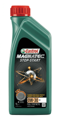 Castrol motorno olje Magnatec Stop-Start 0W-30 D, 1L