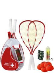SpeedMinton set opreme za badminton Swiss Edition