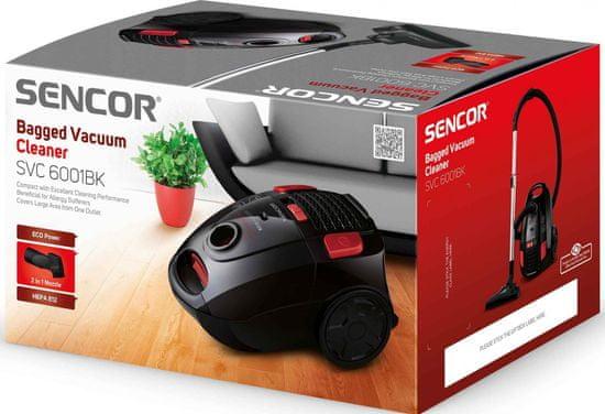 SENCOR SVC 6001BK-EUE3