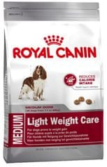 Royal Canin sucha karma dla psa Medium Light 27 - 13kg