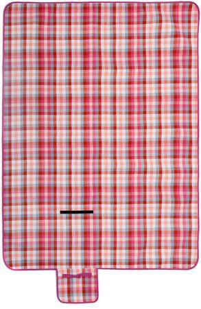Biederlack Piknik takaró Clear Red 130x170 cm  1c9d9f06da