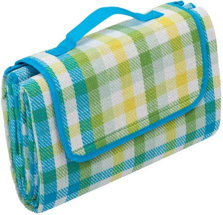 Biederlack Piknik takaró Clear Green 130x170 cm  e1b2c51091