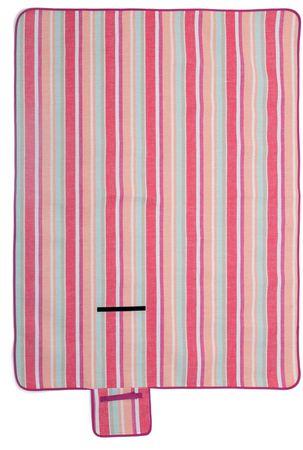 Biederlack Piknik takaró Sunshine Red 130x170 cm  9b125e6951
