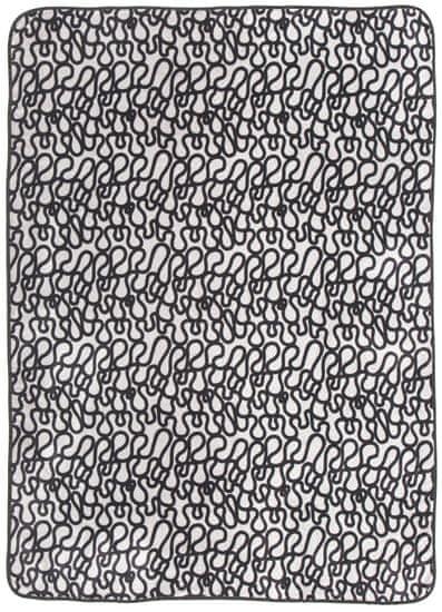 Biederlack deka Just Creative Rollercoaster, 150x200 cm
