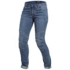Dainese AMELIA SLIM dámské jeansy na motorku vel.26