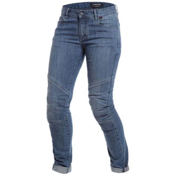Dainese kalhoty (jeans) dámské AMELIA SLIM vel.26 denim