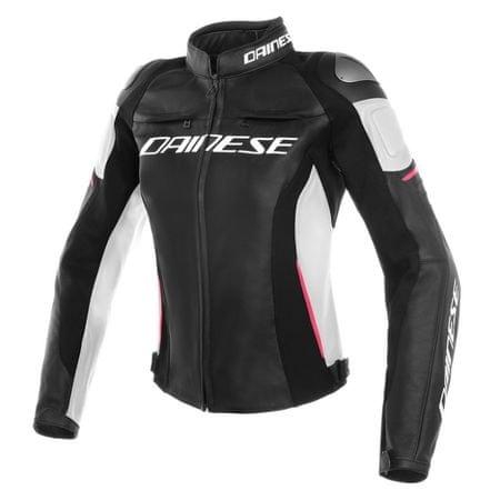 Dainese RACING 3 LADY vel.38 dámska kožená bunda na motorku cb295186eb2