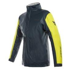Dainese nepromokavá dámská moto bunda (nepromok)  STORM LADY černá/fluo-žlutá