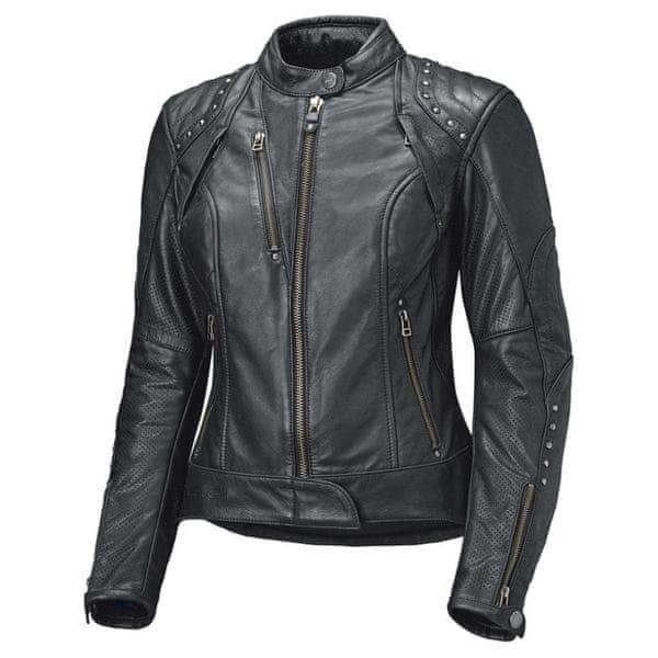 Held bunda dámská ASPHALT QUEEN 2 vel.36 černá, kůže