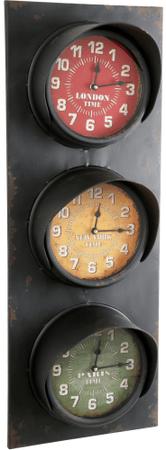 """Sifcon Nástěnné hodiny """"Semafor"""" 80x30cm"""