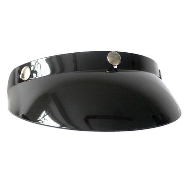 Held kšilt pro moto helmy BLACK BOB černý