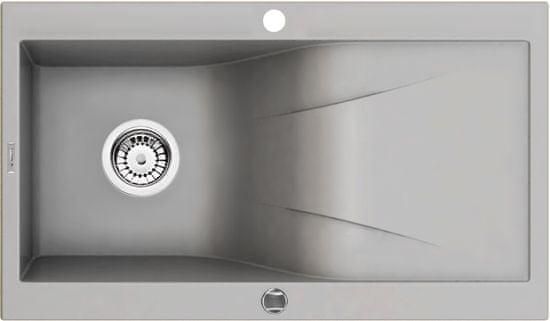 Deante granitno pomivalno korito RAPSODIA ZQR S113