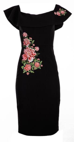 Desigual dámské šaty Marina 34 černá 88421b2656