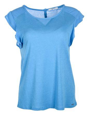 Pepe Jeans ženska majica Clementine XS modra