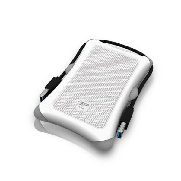 Silicon Power Armor A30 1TB bílý (SP010TBPHDA30S3W)