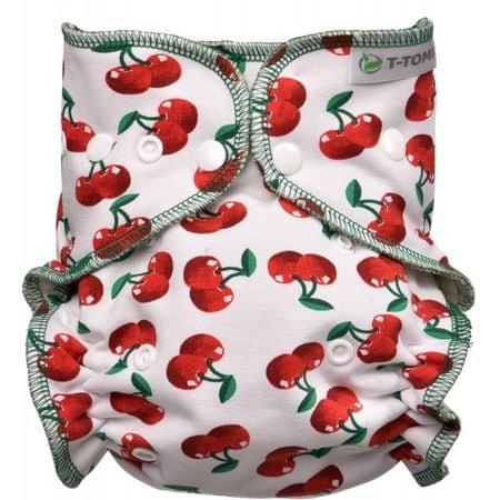 T-Tomi Přebalovací set patentky, Cherries
